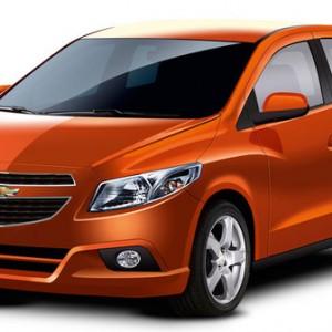 Chevrolet-Onix-Orange-Colour
