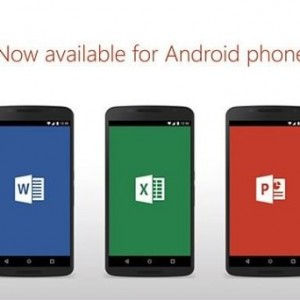 Microsoft Office ahora disponible para iOS